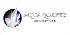 aqua quartz minenales
